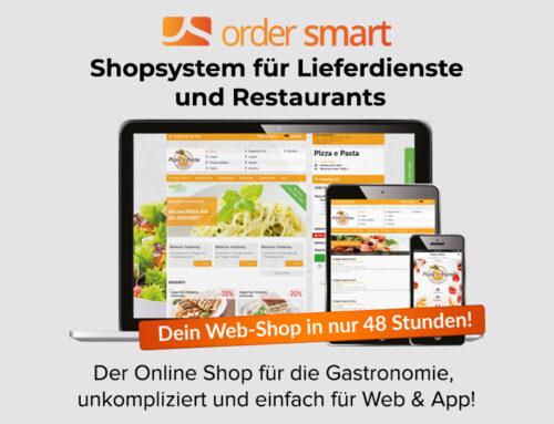 Weg aus der Krise: Online Shop Lösung gibt Restaurants Hoffnung