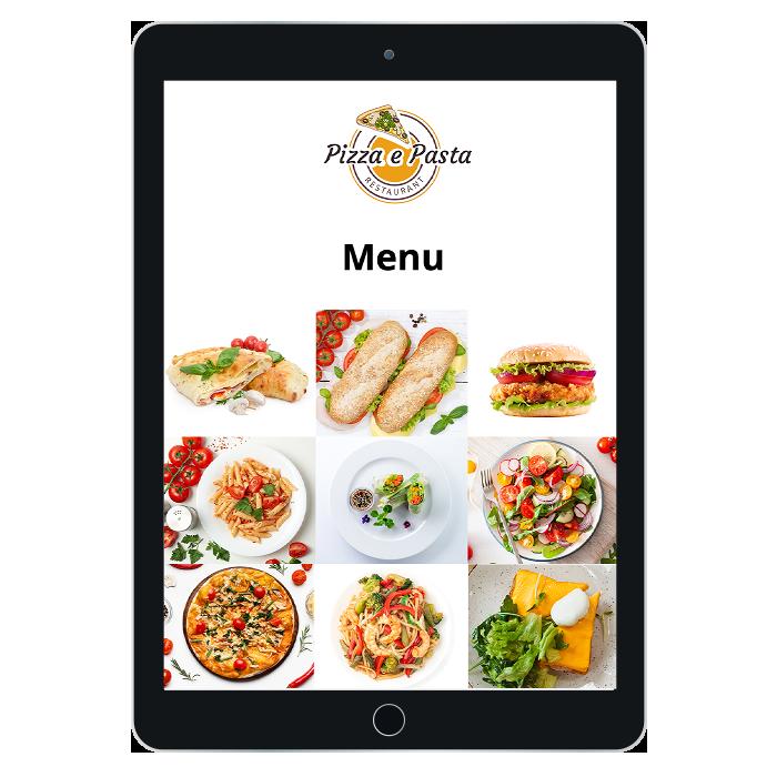 app-shop ordersmart Systemgastronomie