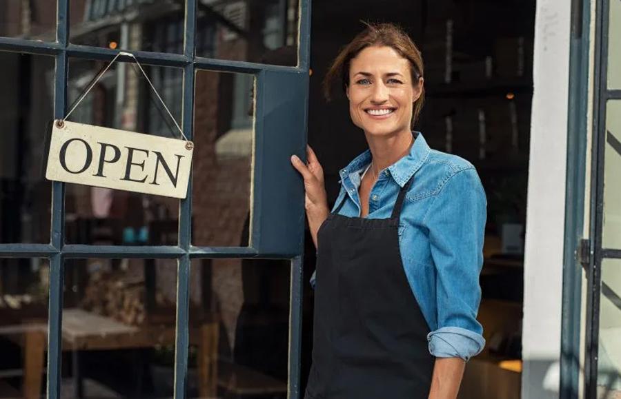 Vom Restaurant zum Lieferdienst order smart