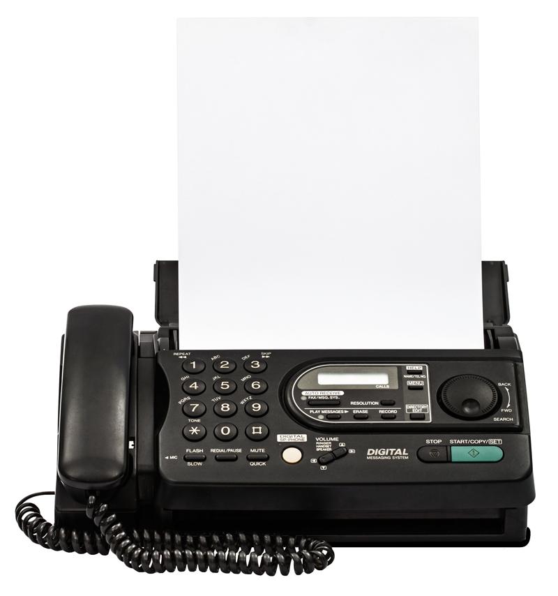 Fax order smart für lieferservices