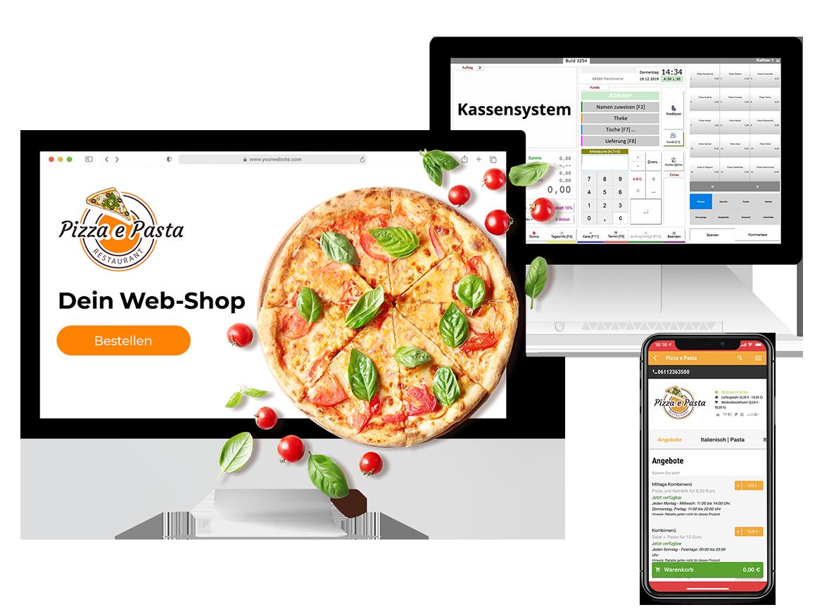Shopsystem order smart