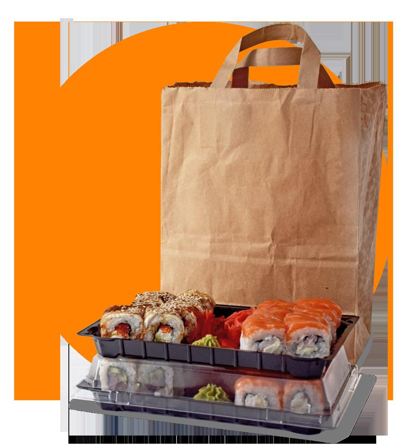 App & Web-Shop für Sushi Lieferdienste order smart
