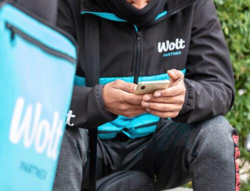 Lieferando bekommt Konkurrenz von Wolt