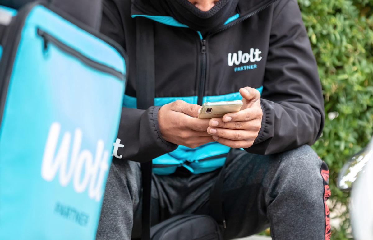 Lieferando bekommt konkurrenz von Wolt ordersmart