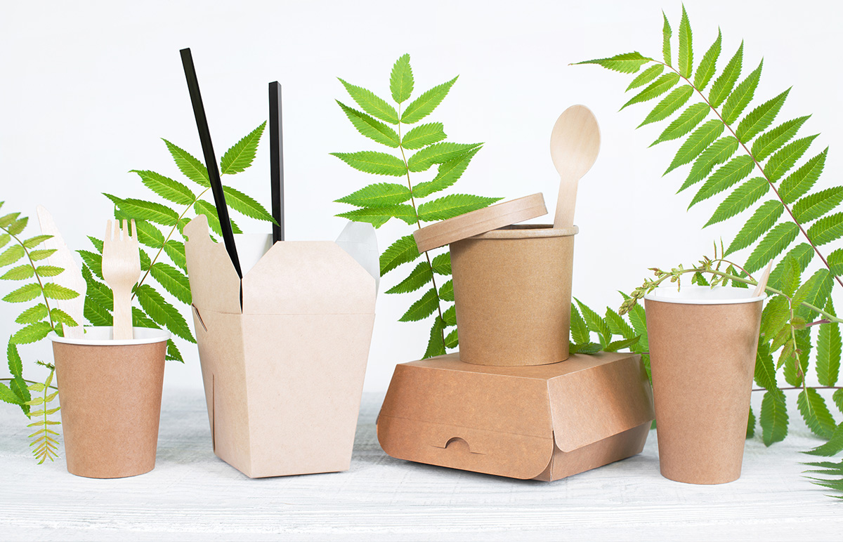 Nachhaltige Verpackungen order smart