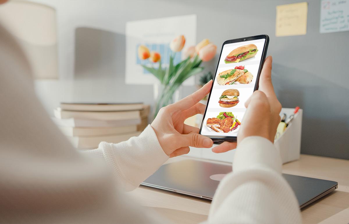 Liefer-Apps order smart