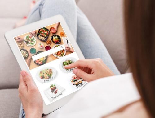 Die optimale Website für die Gastronomie